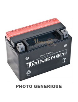 Batterie Trinergy YTX20L-BS pour Kawasaki KZFO 1000 Tous Modèles 1980-2003
