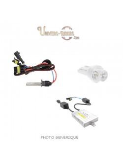 Kit Xénon HID pour Aprillia SMV 750 Dorsoduro Factory 2010-2012 7500K 55W (feu de croisement)