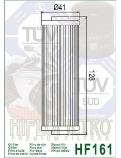 Filtre à Huile Moto Hiflofiltro HF161 pour BMW R 60 1955-1960