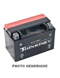 Batterie trinergy YTX7L-BS pour Aprilia Tuono 125 2016-2019