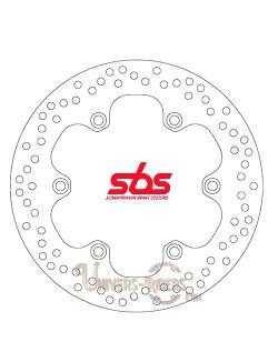 Disque de frein moto Avant pour Honda CBR 125 R 2004-2010 SBS 5080