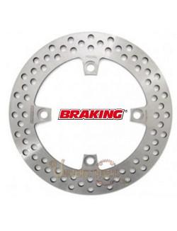 Disque de frein moto Arrière Braking Rond pour Honda CBR 125 R 2004-2010
