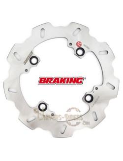 Disque de frein moto Arrière Braking Wave pour Honda CBR 250 R 2011-2014