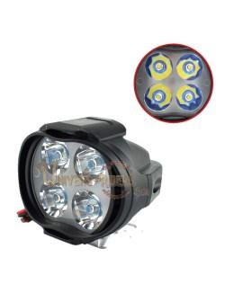 Mini Optique LED universel pour Velo