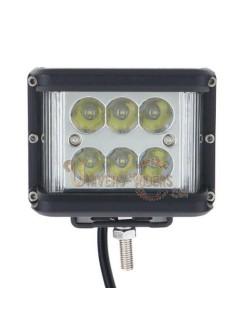 Optique LED Raid universel