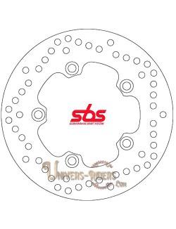 Disque de frein moto Arrière pour Yamaha YZF 1000 R1 2004-2014 SBS 5108