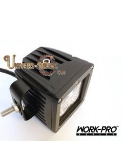 Optique LED WORK-PRO 20 Vision Large pour Quad, moto, SSV