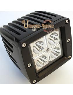 Optique LED WORK-PRO 20 Longue Portée