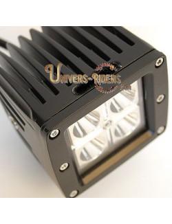 Optique LED WORK-PRO 20 Longue Portée pour Quad, moto, SSV