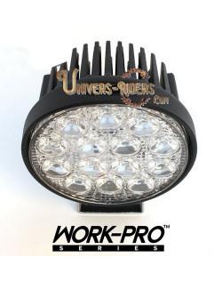 Optique LED WORK-PRO 45 pour Quad, moto, SSV Faisceau Combiné