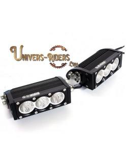Phares de virages LED X-PRO RALLYE 19,7 cm Homologués FFSA (la paire)