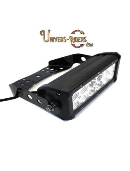 Rampe LED ETX-PRO 36 + Fixations pontet
