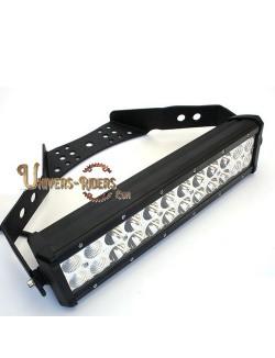 Rampe LED ETX-PRO 72 + Fixations pontet
