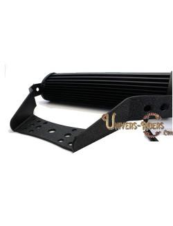 Rampe LED 35 cm ETX-PRO 72 + Fixations pontet  (SSV, voiture, 4x4, rallye)