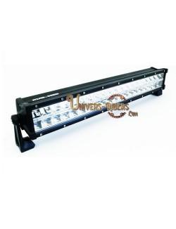Rampe LED 55.3 cm ETX-PRO 120 pour (SSV, voiture, 4x4, rallye)