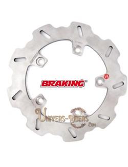 Disque de frein moto Arrière Braking Rond pour Aprilia Tuono 125 2004-2012