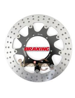 Disque de frein moto Avant Braking Rond pour Aprilia Pegaso 125 1989-2001