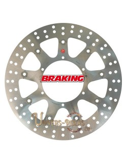 Disque de frein moto Avant Braking Rond pour BMW F 650 CS Scarver et ABS 2002-2006
