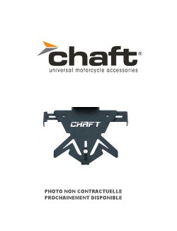 Support de Plaque Chaft pour Yamaha MT09 2017-2019