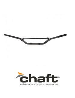 Guidon Cross Chaft Noir Mat