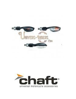 Clignotants Ampoule Homologués Furtif Noir/Transparent
