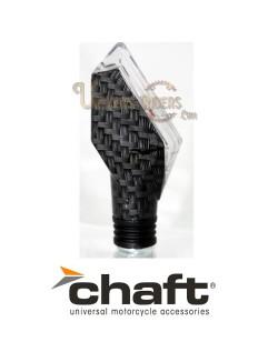 Clignotants Ampoule Homologués Chapter Carbon / Blanc