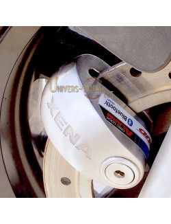 Bloque disque Alarme XENA XX15 Bluetooth Homologué SRA