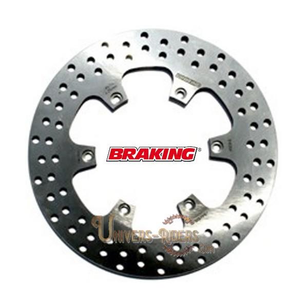 Disque de frein moto Arrière Braking Rond pour  Benelli TNT 1130 Sport / Evo 2005-2014