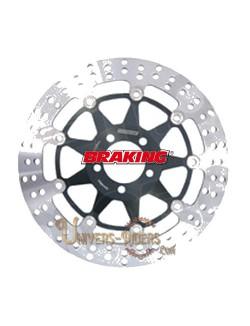 Disque de frein moto Avant Braking Rond pour Benelli TNT 1130 Titanium 2005-2007