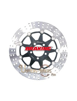 Disque de frein moto Avant Braking Rond pour Benelli TRE 1130 K 2007-2014