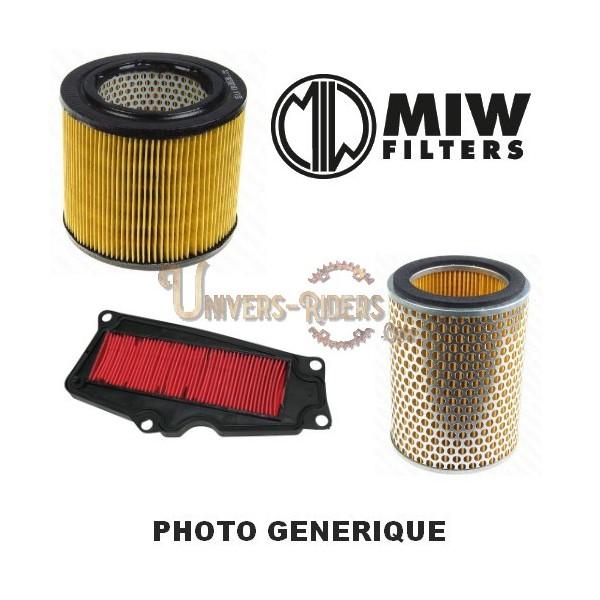 Qiilu Filtre /à air de moto nettoyant pour moteur adapt/é pour Goldwing 1800 GL1800 2001-2014 17210-MCA-A60