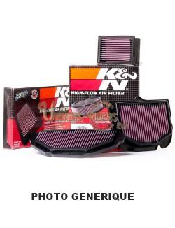 Filtre à air moto K&N pour Aprilia RSV4 1000 Factory APRC 2011-2014