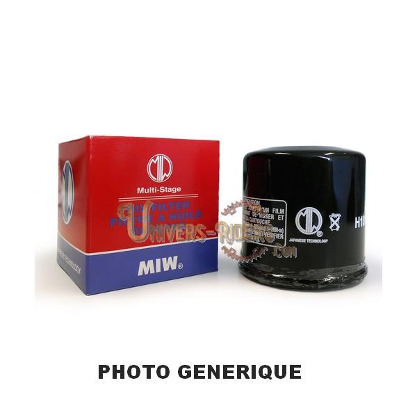 Filtre à huile moto Miw pour Benelli TNT 1130 Sport / EVO 2005-2014