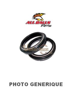 Kit joints cache poussière de fourche moto All-Balls pour Honda XL 600 LM 1987