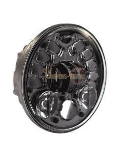"""Phare à LED Auto-Directionnels Noir de 14,5 cm (5,75"""") 8690"""