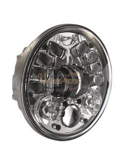 """Phare à LED Chromé de 14,5 cm (5,75"""") 8690"""