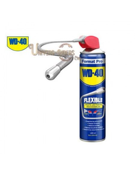 Aérosol WD-40 Flexible format pro 600ml