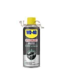 WD-40 cire et polish