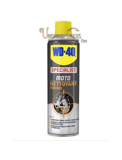 WD-40 nettoyant freins