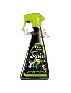 Lavage et brillance express GS27 500 ml