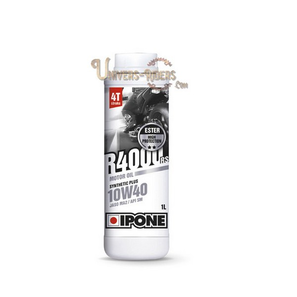 Ipone R4000 RS 10W40 (2 litres)