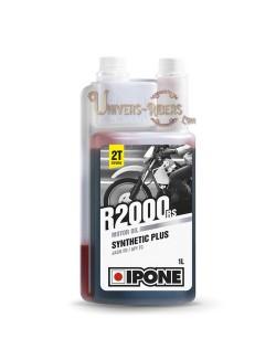 Huile moteur Ipone R2000 RS Synthétique plus 2T(1 litre)
