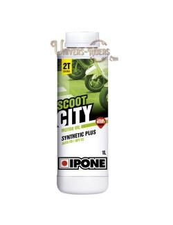 Ipone Scoot City - Senteur fraise (1 litre)