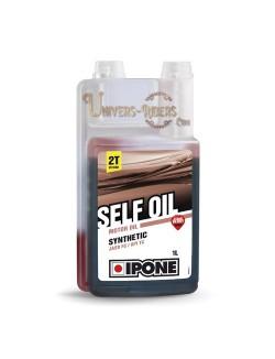 Huile moteur Ipone Self Oil Synthétique 4T (1 litre)