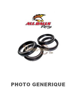 Kit joints spi et cache poussière moto All-Balls pour Aprilia ETV 1000 Caponord 2001-2008