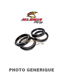 Kit joints spi et cache poussière moto All-Balls pour Aprilia ETV 1000 Caponord Rally Raid 2003-2008