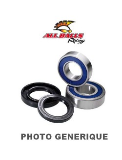 Kit roulements et joints roue avant moto All-Balls pour Aprilia Tuono V4 Factory 1100 2016-2019