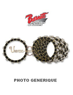 Disques d'embrayage Garnis Barnett pour Ducati Monster 696 / ABS 2009-2014
