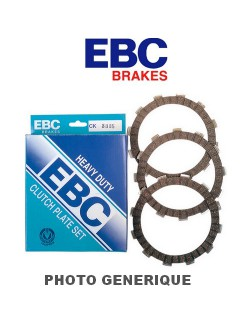 Disques garnis d'embrayage EBC CK  Indian Roadmaster 1811 ABS 2015-2018