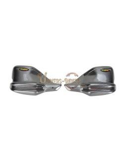 Protèges mains protection complète Fibre carbone Noir pour BMW F 800 GS Adventure ABS 2014-2017